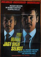 The Man Who Haunted Himself - German Movie Poster (xs thumbnail)