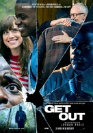 Get Out - Dutch Movie Poster (xs thumbnail)