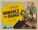 Romance on the Range - Movie Poster (xs thumbnail)