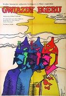 Egri csillagok - Polish Movie Poster (xs thumbnail)