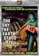 The Day the Earth Stood Still - Dutch Movie Cover (xs thumbnail)
