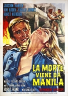 Die letzten Drei der Albatros - Italian Movie Poster (xs thumbnail)