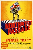 Northwest Passage - Australian Movie Poster (xs thumbnail)
