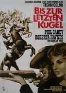 The Nebraskan - German Movie Poster (xs thumbnail)