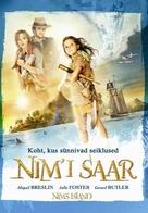Nim's Island - Estonian Movie Cover (xs thumbnail)