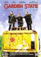 Garden State - Australian DVD cover (xs thumbnail)