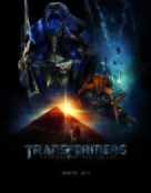 Transformers: Revenge of the Fallen - Movie Poster (xs thumbnail)