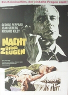 Pendulum - German Movie Poster (xs thumbnail)