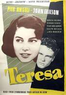 Teresa - Swedish Movie Poster (xs thumbnail)