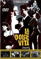 La dolce vita - Polish DVD cover (xs thumbnail)