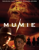 Seven Mummies - Czech Movie Cover (xs thumbnail)