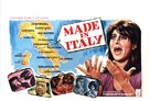 Made in Italy - Belgian Movie Poster (xs thumbnail)