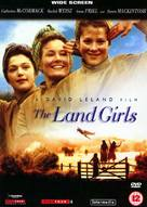 The Land Girls - British DVD cover (xs thumbnail)