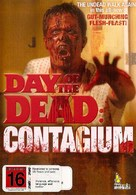 Day of the Dead 2: Contagium - Australian Movie Cover (xs thumbnail)