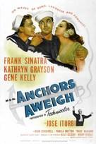 Anchors Aweigh - Movie Poster (xs thumbnail)