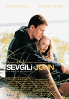 Dear John - Turkish Movie Poster (xs thumbnail)