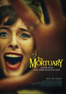 The Mortuary Collection - German Movie Poster (xs thumbnail)