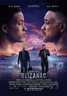 Gemini Man - Serbian Movie Poster (xs thumbnail)