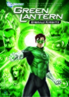 Green Lantern: Emerald Knights - Movie Cover (xs thumbnail)