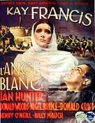 The White Angel - Belgian Movie Poster (xs thumbnail)