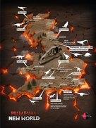 """Primeval: New World"" - British Movie Poster (xs thumbnail)"