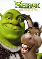 Shrek - DVD movie cover (xs thumbnail)