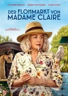 La dernière folie de Claire Darling - German Movie Poster (xs thumbnail)