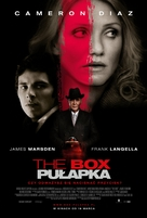 The Box - Polish Movie Poster (xs thumbnail)
