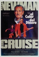 The Color of Money - Argentinian Movie Poster (xs thumbnail)