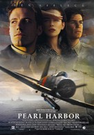 Pearl Harbor - Icelandic Movie Poster (xs thumbnail)