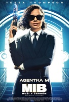 Men in Black: International - Czech Movie Poster (xs thumbnail)