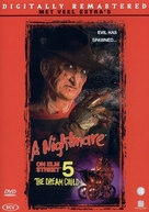 A Nightmare on Elm Street: The Dream Child - Dutch Movie Cover (xs thumbnail)