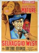 Escort West - Italian Movie Poster (xs thumbnail)