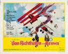 Von Richthofen and Brown - Movie Poster (xs thumbnail)