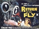 Return of the Fly - British Movie Poster (xs thumbnail)