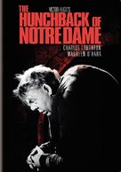 The Hunchback of Notre Dame - DVD movie cover (xs thumbnail)