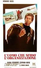 L'uomo che sfidò l'organizzazione - Italian Movie Poster (xs thumbnail)