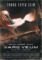 Varg Veum - Din til døden - Norwegian Movie Poster (xs thumbnail)