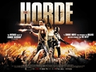 La horde - British Movie Poster (xs thumbnail)