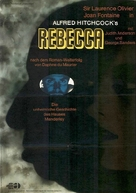 Rebecca - German Movie Poster (xs thumbnail)