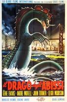 Behemoth, the Sea Monster - Italian Movie Poster (xs thumbnail)
