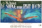 A Midsummer Night's Dream - French Movie Poster (xs thumbnail)