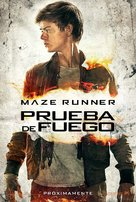 Maze Runner: The Scorch Trials - Argentinian Movie Poster (xs thumbnail)
