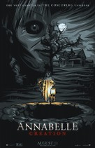 Annabelle: Creation - Movie Poster (xs thumbnail)