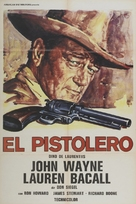 The Shootist - Argentinian Movie Poster (xs thumbnail)