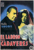 The Corpse Vanishes - Spanish Movie Poster (xs thumbnail)