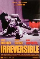 Irréversible - Italian Movie Poster (xs thumbnail)