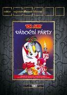 """""""Tom and Jerry"""" - Czech DVD movie cover (xs thumbnail)"""
