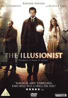 The Illusionist - British Movie Cover (xs thumbnail)
