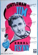 Gentleman Jim - Swedish Movie Poster (xs thumbnail)